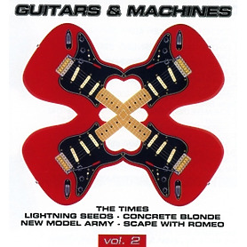 various - guitars & machines vol. 2