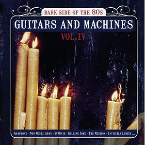 various - guitars & machines vol. 4 - dark side of the 80's