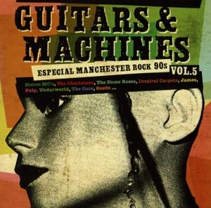 various - various - guitars & machines vol. 5 - manchester rock