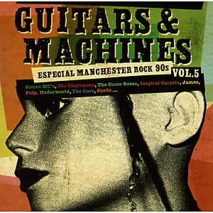 various - guitars & machines vol. 5 - manchester rock