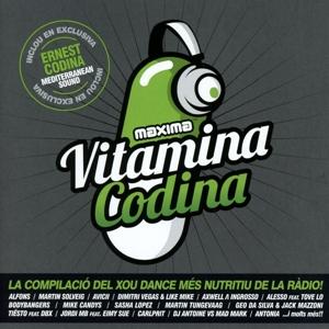 various - vitamina codina - maxima fm
