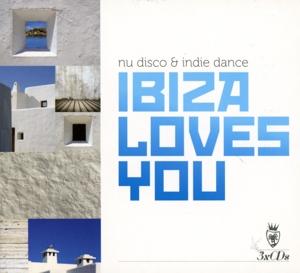 various - various - ibiza loves you