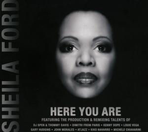 sheila ford - sheila ford - here you are