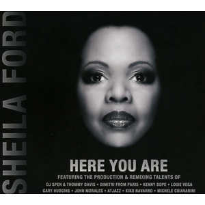 sheila ford - here you are