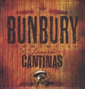 bunbury licenciado cantinas - edicion en vinilo 2 vinyl + CD