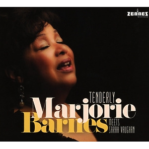 marjorie barnes - tenderly