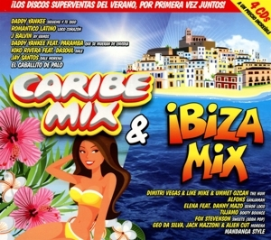 various - various - caribe mix and ibiza mix