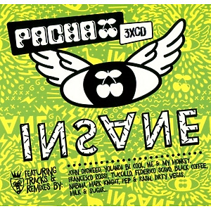 various - pacha insane (GAS re-release)