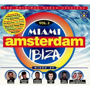 various - miami amsterdam ibiza vol. 2