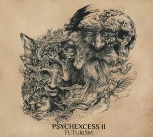 frank riggio - psychexcess II - futurism
