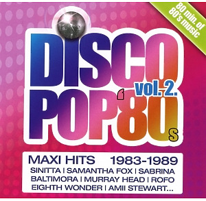 various - discopop 80s - maxi hits vol.2