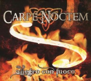 carpe noctem - carpe noctem - op.2: allegro con fuoco