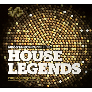 various artists / the basement boys - groove odyssey pres house legends