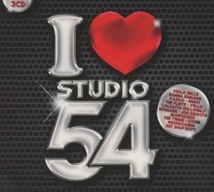 various - i love studio 54