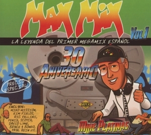 various - various - max mix 30 aniversario vol.1