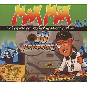 various - max mix 30 aniversario vol.1