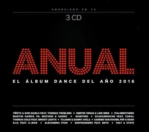 various - el album dance del ano 2016