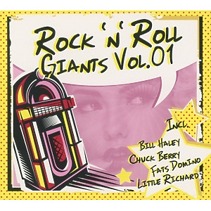Various Artists - Rock n Roll Giants, Vol. 1