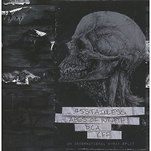 45.stainless/apes of wrath/d.c.a/cff - an international 4-way split