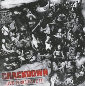 Crackdown - Crackdown - live it or leave it
