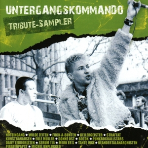 Various Artists - Untergangskommando: Tribute Sampler