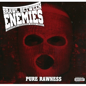 brawl between enemies - pure rawness