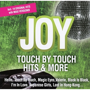 joy - touch by touch hits & more (Neuauflage)