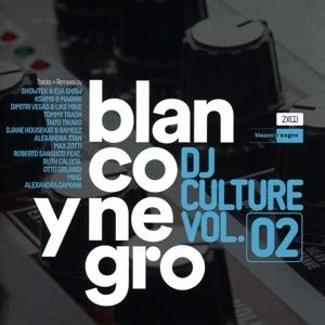 various - blanco y negro dj culture vol.2