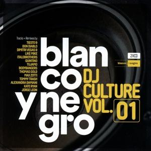 various - blanco y negro dj culture vol.1