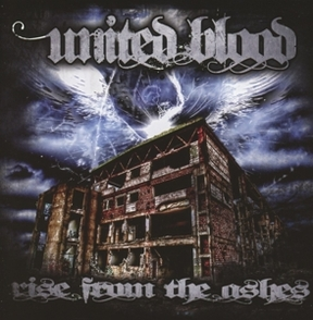 United Blood - United Blood - Rise from the Ashes