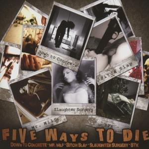Various - Various - Five ways to Die