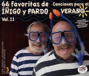 Various Artists - Various Artists - 66 FAVORITAS DE IÑIGO Y PARDO VOL.11
