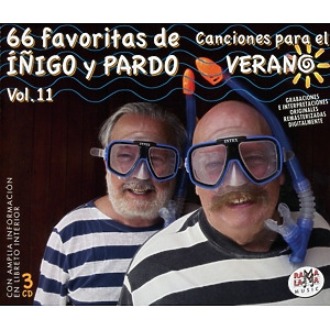 Various Artists - 66 FAVORITAS DE IÑIGO Y PARDO VOL.11