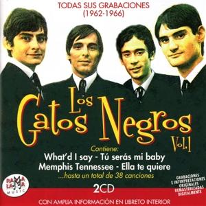 Los Gatos Negros - Los Gatos Negros - Todas Sus Grabaciones (1962 - 1966), Vol. 1