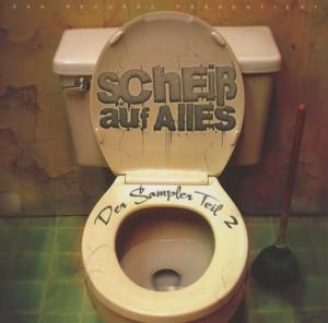 Various - Various - Scheiß auf Alles - Der Sampler Teil 2