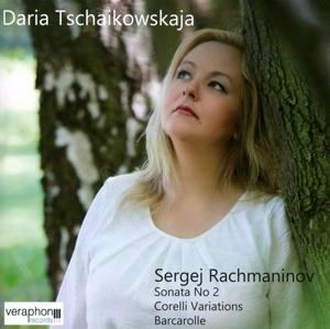 Daria Tschaikowskaja - Daria Tschaikowskaja spielt Rachmaninov