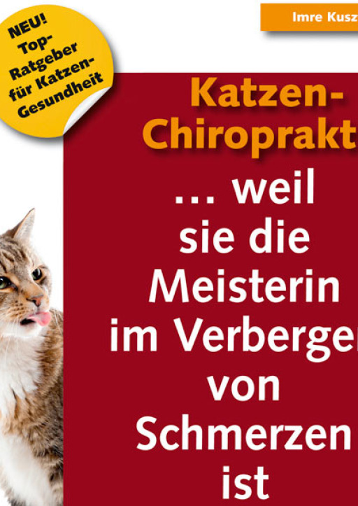 Imre Kusztrich - Katzen-Chiropraktik