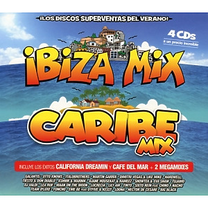 various - Ibiza Mix + Caribe Mix 2016