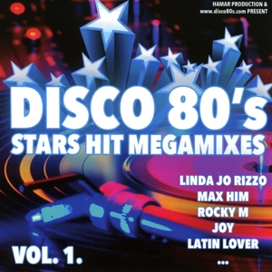 Various Artists - Disco 80's - Stars Hit Megamixes