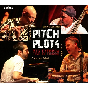 PITCHPLOT4 - BIG EYEBROW (LIVE IN EUROPE)