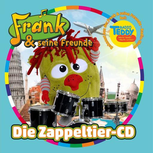 Frank und seine Freunde - Die Zappeltier-CD