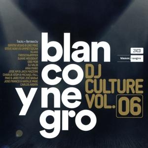 Various - Various - Blanco y Negro DJ Culture, Vol. 06