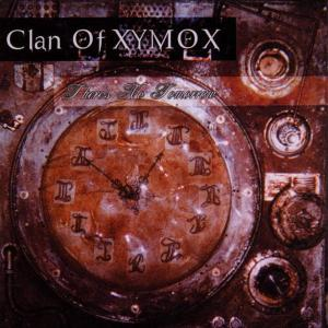 clan of xymox - there's no tomorrow