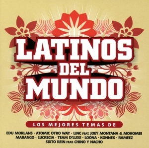 Various Artists - Various Artists - Latinos del Mundo