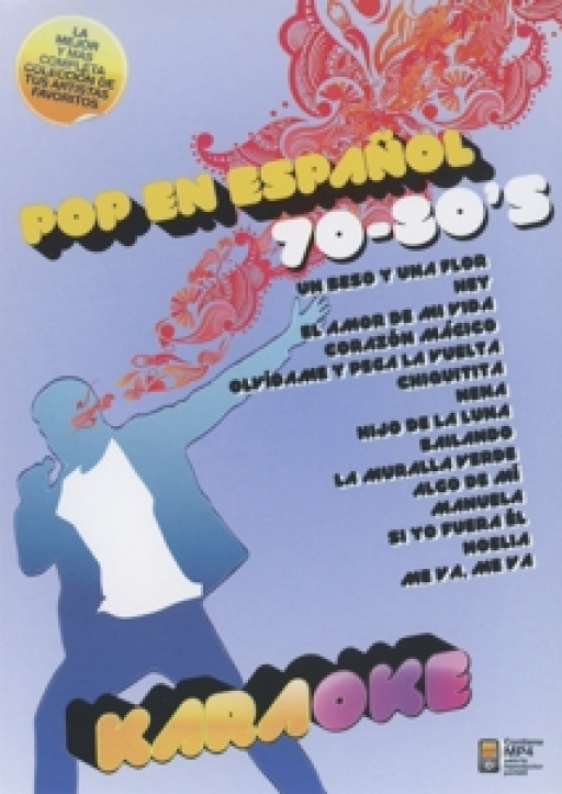 Various Artists - Karaoke Pop en Espanol 70-80's