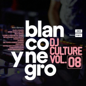 Various Artists - Blanco Y Negro DJ Culture Vol.08