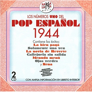 Various Artists - Pop Espanol 1944