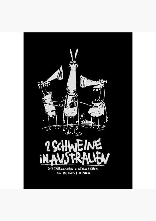 JOJOMEDIA Verlag e.U. - 2 Schweine in Australien