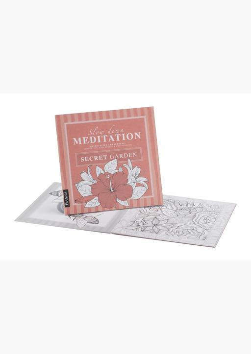 Lisa Wirth - Malbuch ...Meditation..Secret Garden