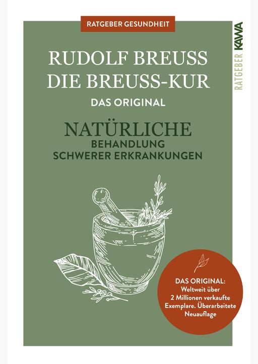 Rudolf Breuss - Die Breuss-Kur